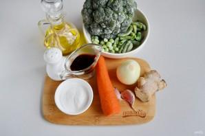Стир-фрай из овощей - фото шаг 1
