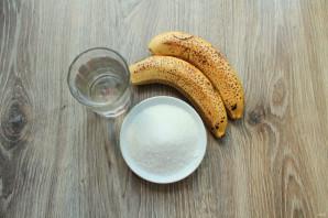 Банановая пропитка для торта