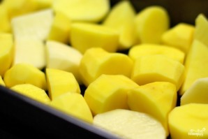 Запеченная картошка - фото шаг 2