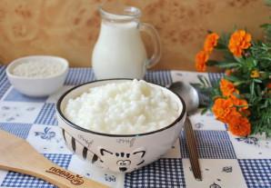 Рисовая молочная каша как в детском саду - фото шаг 9