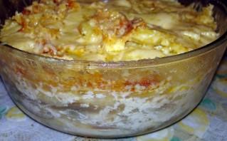 Пангасиус в сметанном соусе - фото шаг 12