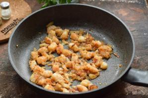 Тальятелле с креветками в сливочном соусе - фото шаг 4