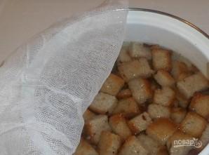 Хлебный квас без дрожжей - фото шаг 5
