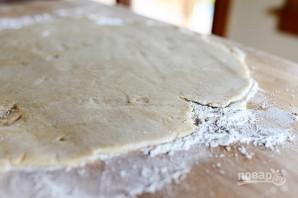 Пирог в горшочке с курицей и овощами - фото шаг 5
