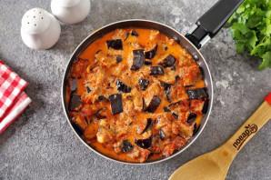 Баклажаны в томатно-молочном соусе - фото шаг 7