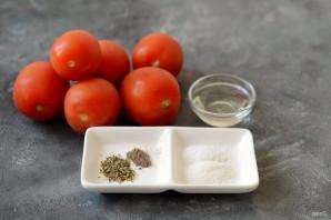 Вяленые помидоры в мультиварке - фото шаг 1