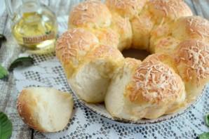 Обезьяний хлеб с чесноком и сыром - фото шаг 12
