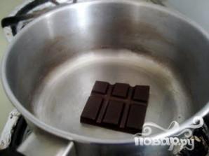 Замороженные бананы в шоколаде - фото шаг 1