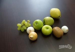 Букет из овощей своими руками - фото шаг 1