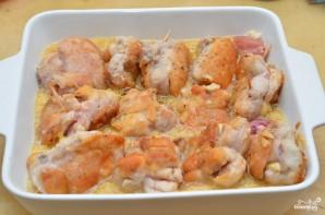 Филе цыплят с сыром и ананасом - фото шаг 10
