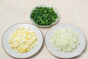 Зразы мясные в духовке - фото шаг 2