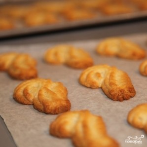 Печенье без яиц - фото шаг 12