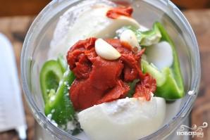 Курица с овощами и кокосовым молоком - фото шаг 2