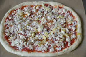"Пицца ""Неаполитано"" - фото шаг 10"