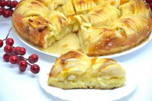 Норвежский яблочный пирог - фото шаг 12