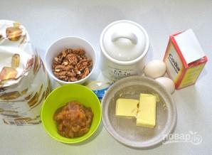 Печенье с яблочной начинкой - фото шаг 1