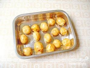 Запеченный молодой картофель - фото шаг 2