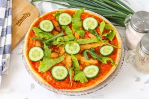 Пицца-шаверма - фото шаг 6