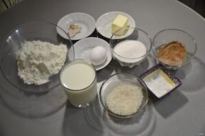 Булочки с рисом - фото шаг 1