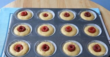 """Бисквитное печенье """"Мадлен"""" - фото шаг 5"""