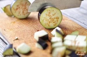 Овощной шашлык в кляре - фото шаг 2