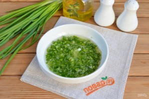 Брамборовый салат - фото шаг 5