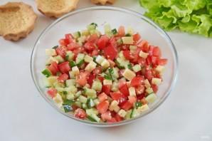 Овощные тарталетки - фото шаг 3