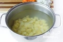 Постный суп из брокколи - фото шаг 1