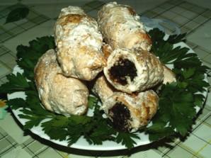 Рулет куриный с черносливом - фото шаг 8