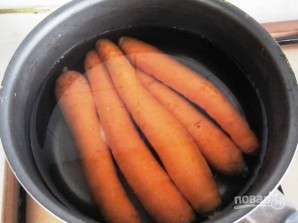 Морковное суфле - фото шаг 1