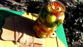 Яблоки моченые - фото шаг 4