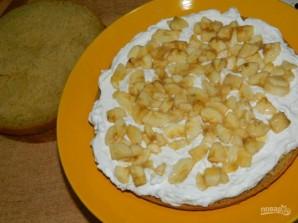 Свадебный торт - фото шаг 6