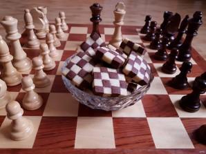 """Печенье """"Шахматы"""" - фото шаг 21"""