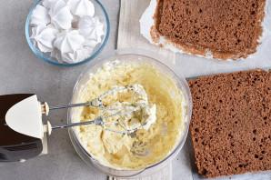 Торт с безе - фото шаг 7