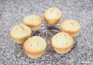 Тесто для кексов в формочках - фото шаг 6