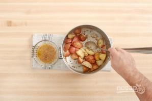 Салат из картофеля и яиц - фото шаг 4
