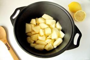 Варенье из арбуза и дыни - фото шаг 2