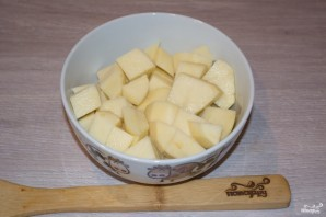 Томатный суп с моцареллой - фото шаг 1