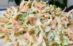 Весенне-летний салат из капусты - фото шаг 3