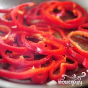 Говядина с перцем - фото шаг 12