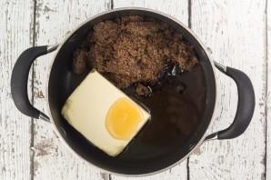 Датское коричневое печенье - фото шаг 1