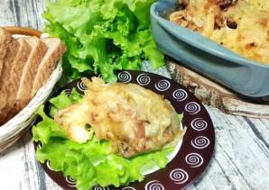Маринованная курица под сыром - фото шаг 5