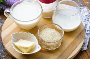Рисовая каша на сливках - фото шаг 1