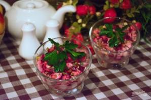Нарын (салат) - фото шаг 7