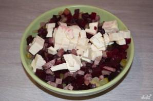 Салат с говяжьим языком - фото шаг 4