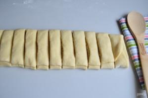 Ореховые булочки - фото шаг 12
