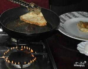 Десерт фламбе - фото шаг 2