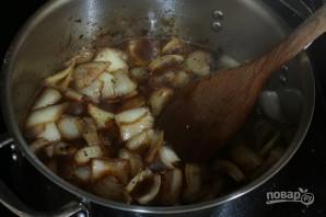 Сытное мясное рагу с овощами - фото шаг 7