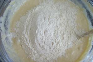 Дрожжевое тесто на молоке - фото шаг 5