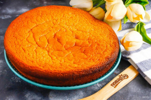 Муссовый мандариновый торт - фото шаг 4
